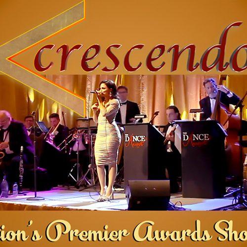 Crescendo awards band concept image