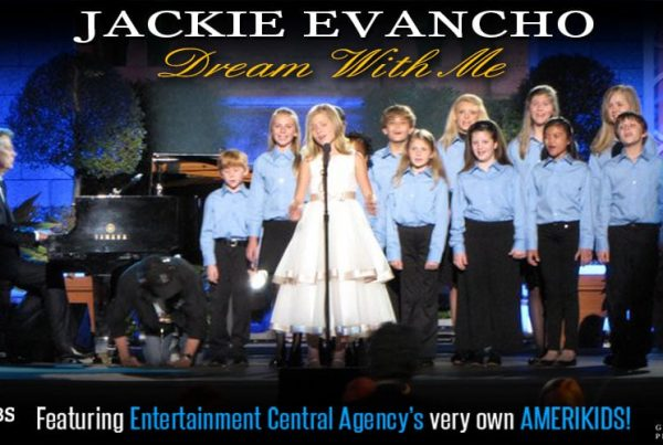 When Grammy winner David Foster and PBS Studios were filming child star Jackie Evancho, they called Entertainment Central Productions to help!