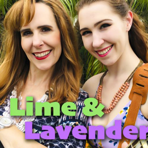 Lime & Lavender musical duo