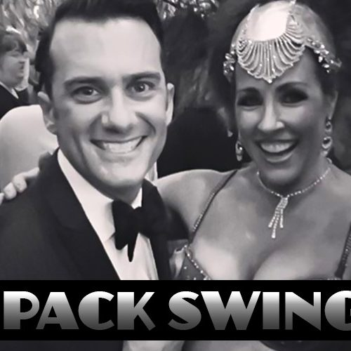 Rat Pack Swingers band and singers from rat pack productions and special event entertainment band