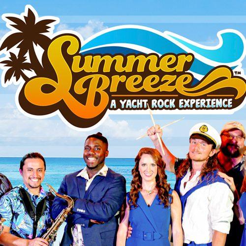Summer Breeze musical ensemble billboard slider image