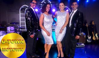 O-Town Motown singing group